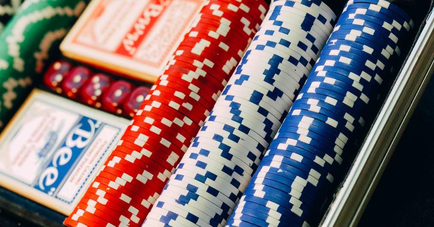进入德州扑克