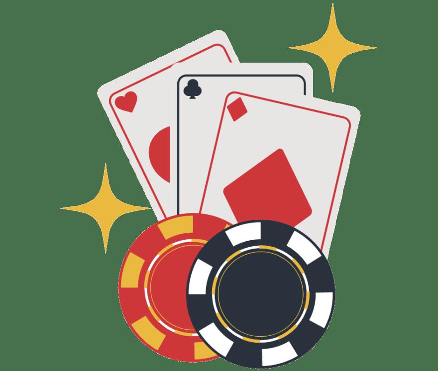 最佳直播21点游戏 – 最高112倍赔付的直播赌场2021