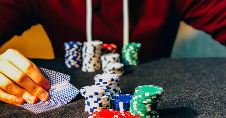 由赌场使用的技巧,使赌客保持投注
