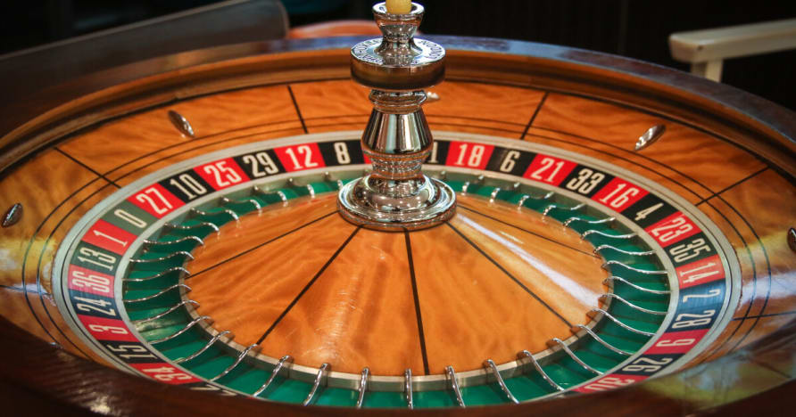 地方,人们可以享受最好的现场轮盘赌游戏