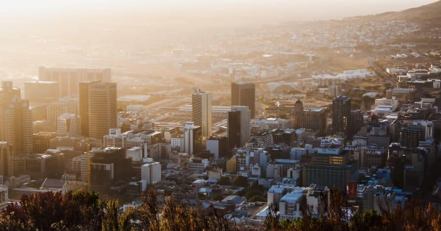 适合南非在线赌徒的最佳真人娱乐场游戏