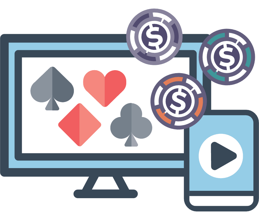 Live Video Poker Casinos-最高评分2021