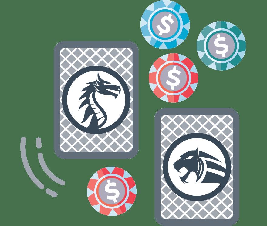 最佳龙虎游戏- 2021年38家收入最高的赌场