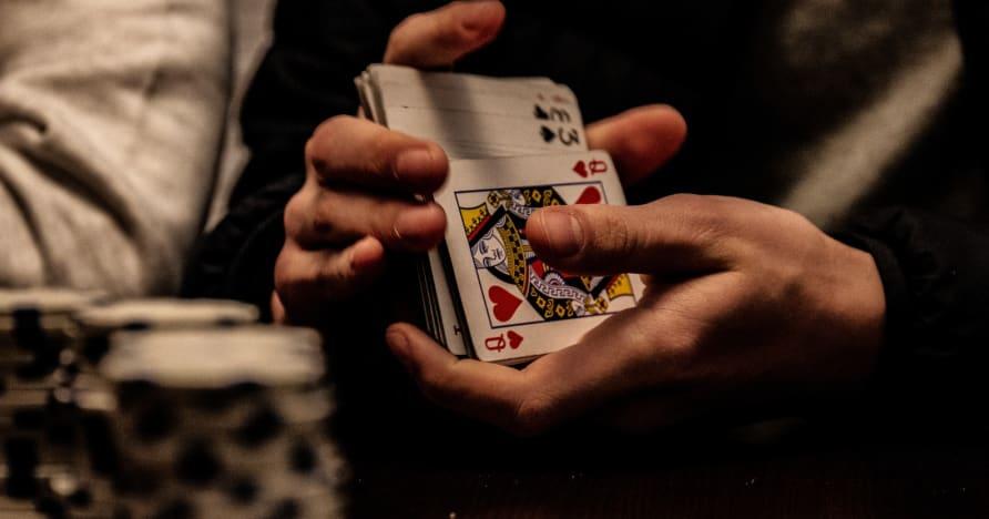 在线视频扑克中的数学