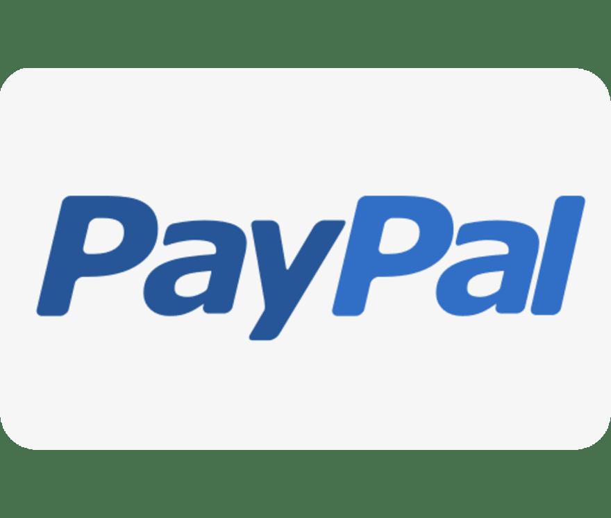 真人娱乐场 PayPal